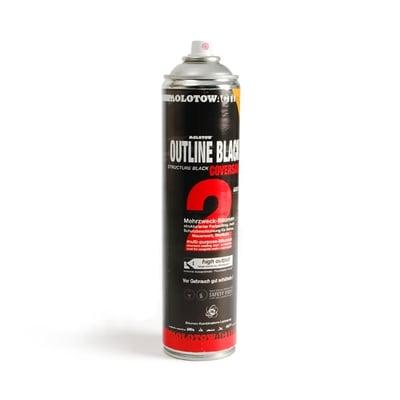 Image of Molotow - CoversAll 2 & 3 (Bitumen)