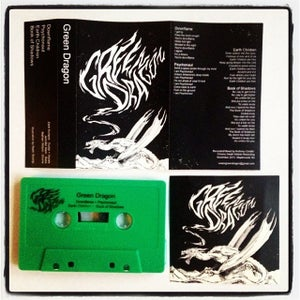 Image of GREEN DRAGON-Demo Tape Cassette CS