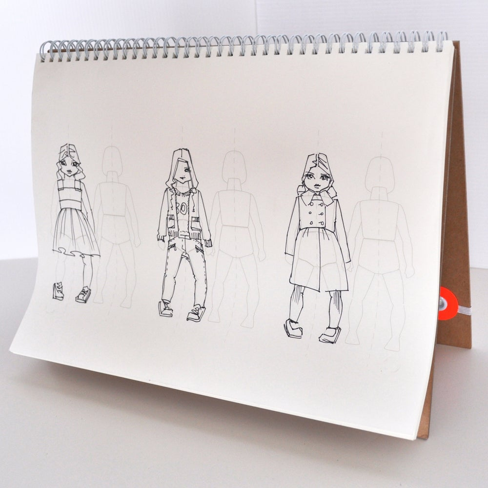 Image of ILLY STRATE ULTIMATE QUICKSKETCH COLLECTION