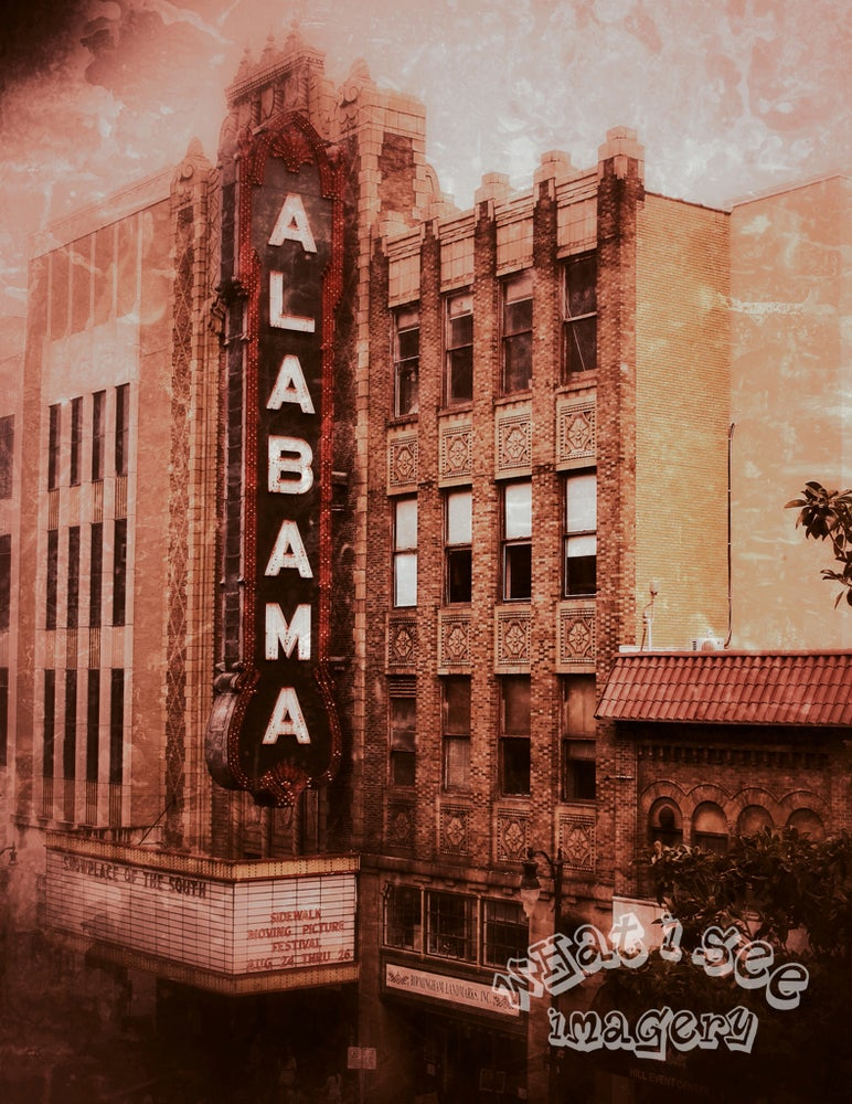 Image of *New* Memories Of The Alabama