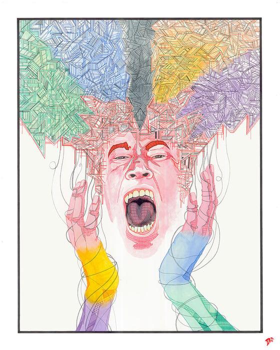 Image of 2014 - Mental Splinter