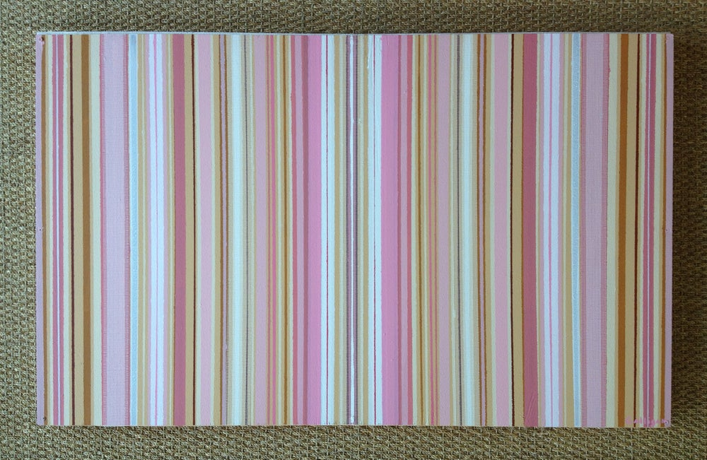 Image of GALLIGAN STRIPE PAINTINGS
