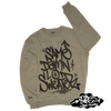 """((SIKA x Mr MET)) """"SAME DAMN LO SWEATER"""" (super don quality/street fit)"""