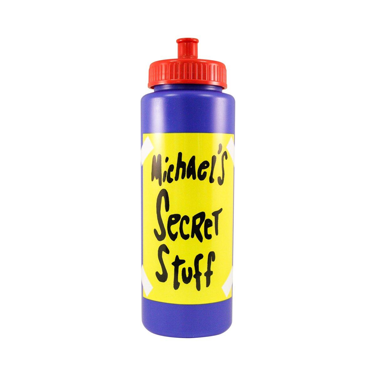 Michaels Auto Sales >> Michael's Secret Stuff Water Bottle   Michael's Secret Stuff