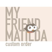 Image of Custom Order for Simon