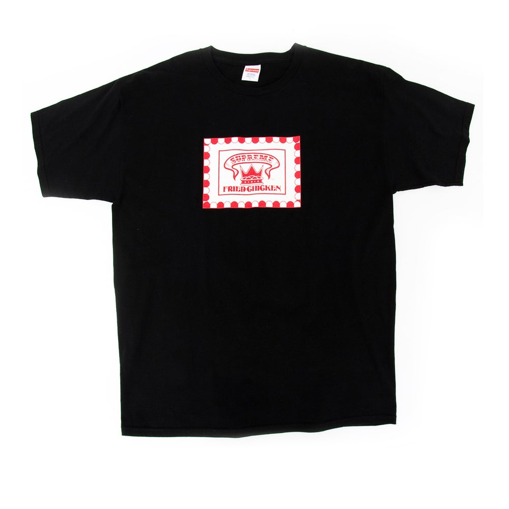Image of SUPREME FRIED CHICKEN TEE