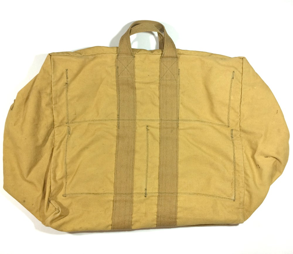 Image of WWII AVIATOR KIT BAG USAAF