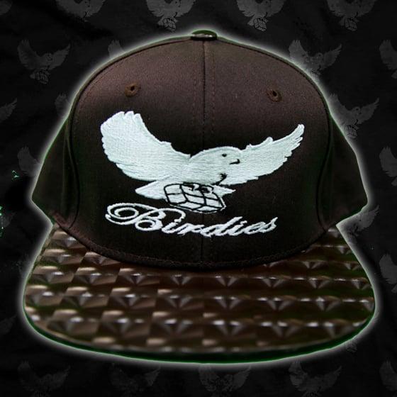 Image of Brown/Brown LTD Birdies Snapback