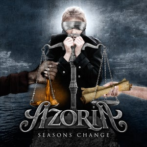 Image of AZORIA - Seasons Change - LRCD016