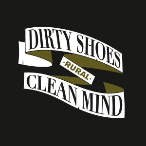 Image of dirty shoes - clean mind
