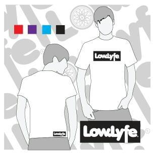 Image of Low.Lyfe Logo Tee