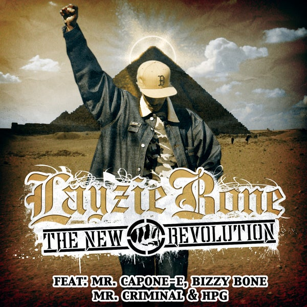 Image of Layzie Bone - The New Revolution