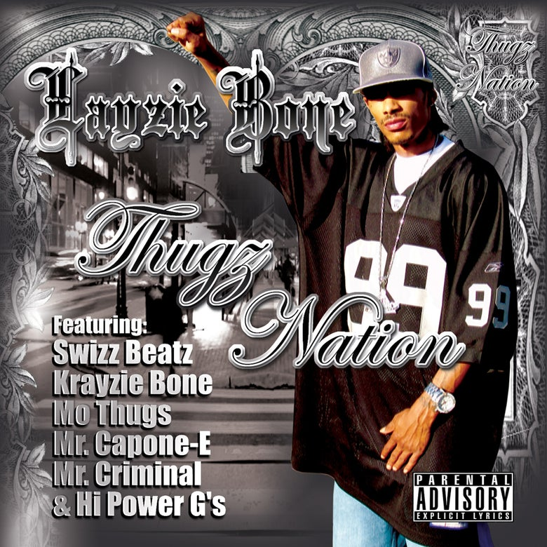 Image of Layzie Bone - Thugz Nation
