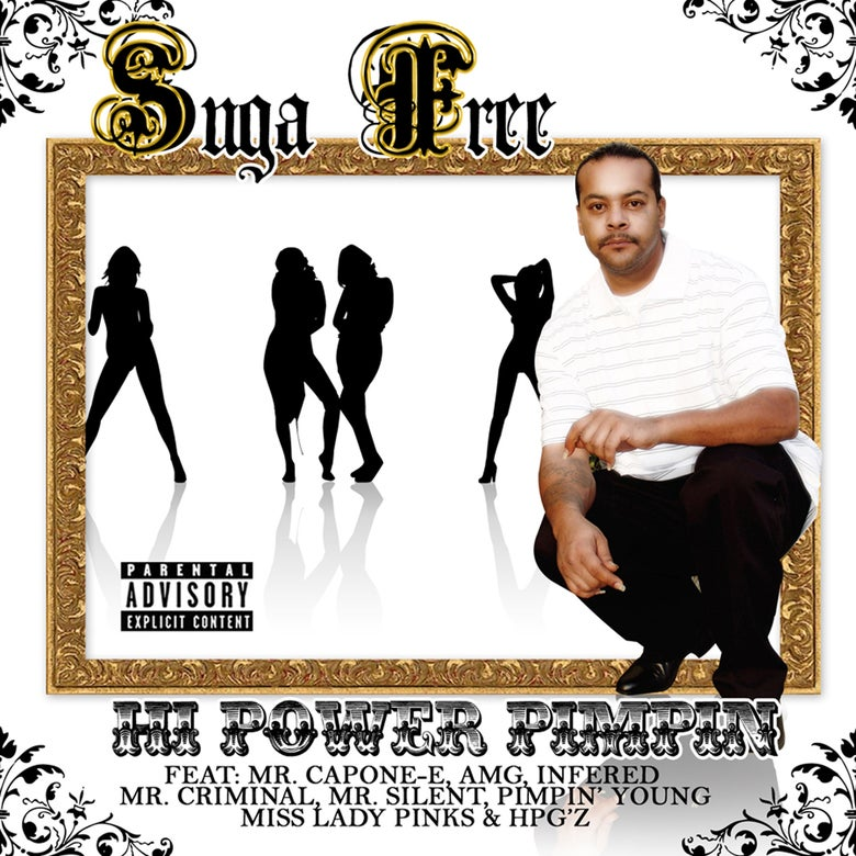 Image of Suga Free - Hi-Power Pimpin