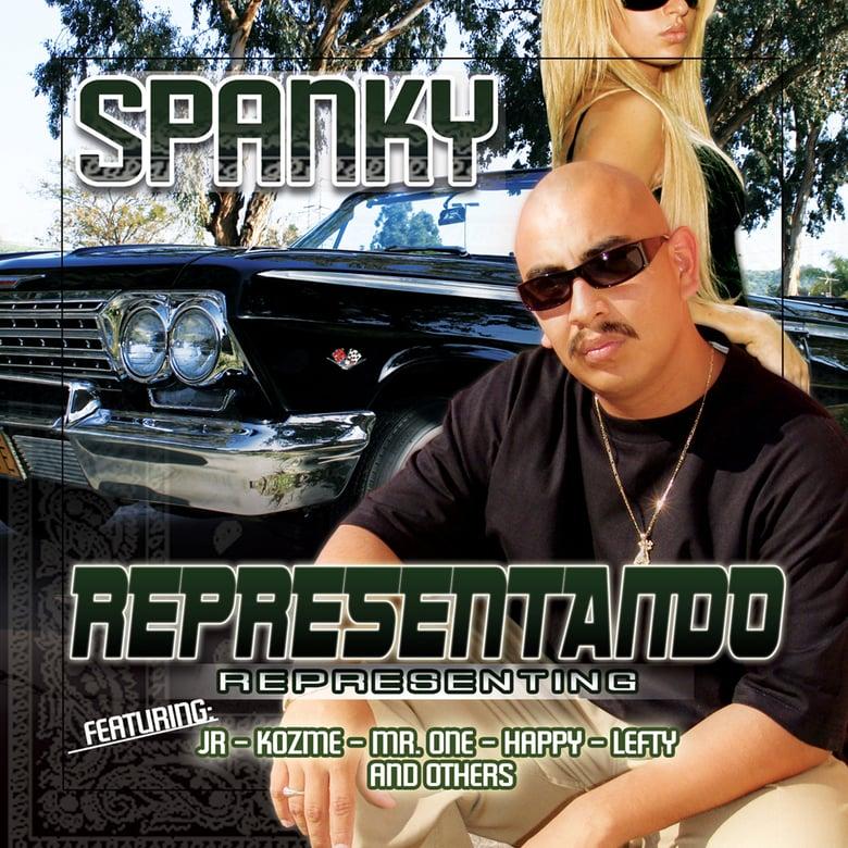 Image of Spanky - Representado