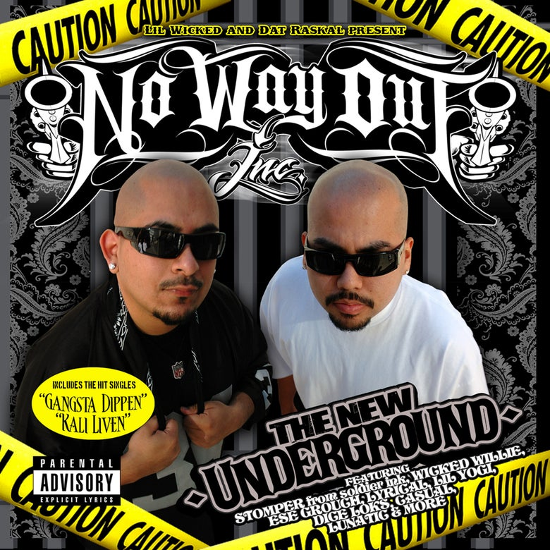Image of No Way Out Inc. - The New Underground
