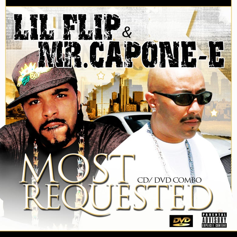 Image of Lil Flip & Mr.Capone-E - Most Requested