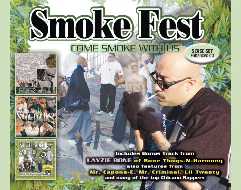 Image of Smoke Fest - Come Smoke With Us
