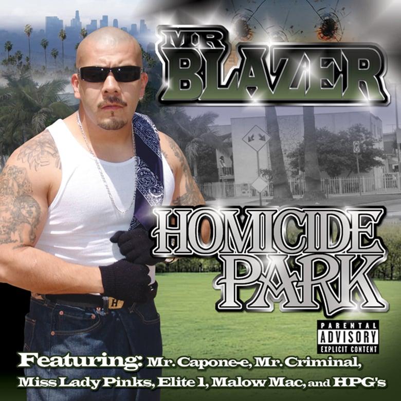 Image of Blazer - Homicide Park