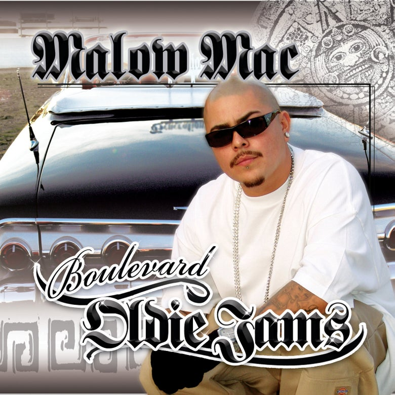 Image of Malow Mac - Boulevard Oldie Jams