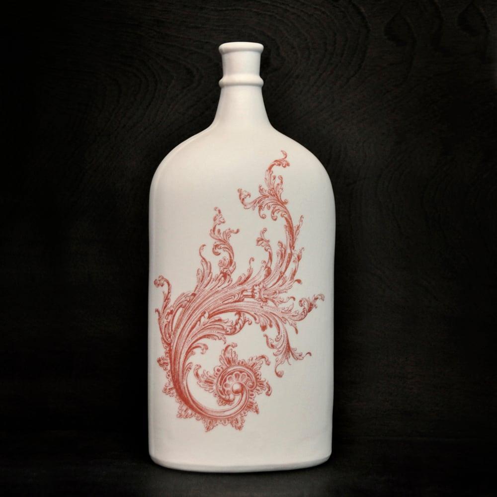 Image of victorian embellished bottle