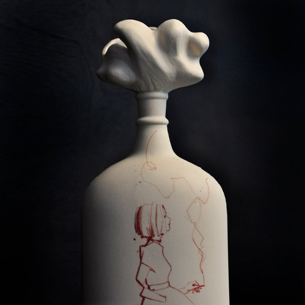 Image of smoky bottle