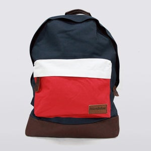 Image of Tri-Colour Backpack