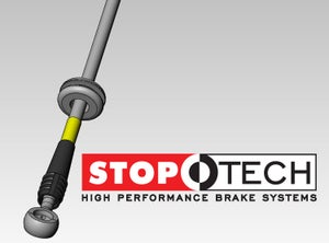 Image of Stoptech Stainless Steel Brake Lines Front