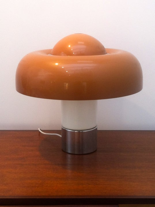 "Image of Guzzini ""Brumbury"" Table Lamp"