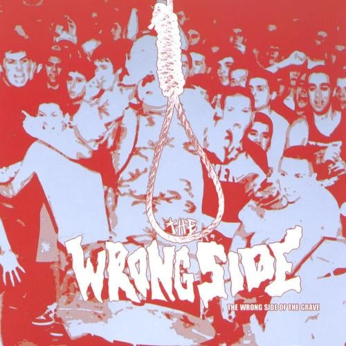 "Image of THE WRONG SIDE ""Wrong Side Of The Grave"" CD"