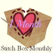 Image of One Month Stitch Box