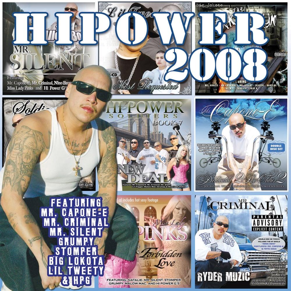 Image of Hi-Power 2008
