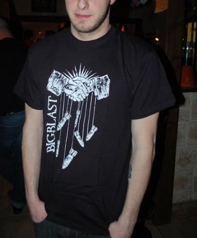 Image of BOMB teeshirt