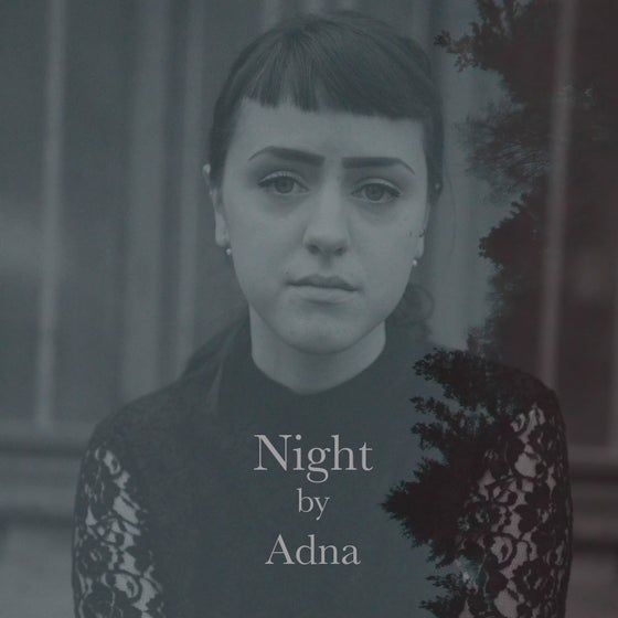 Image of Adna - Night (CD)