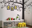 Big Full Photo Frame Tree Wall Decal Sticker for Wall Corner