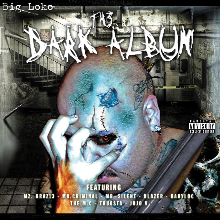 Image of Big Lokote - The Dark Album