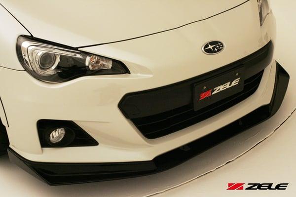 Image of Zele Performance Front Lip Spoiler BRZ