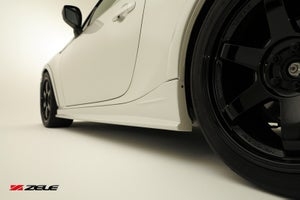Image of Zele Performance Side Skirt Set BRZ