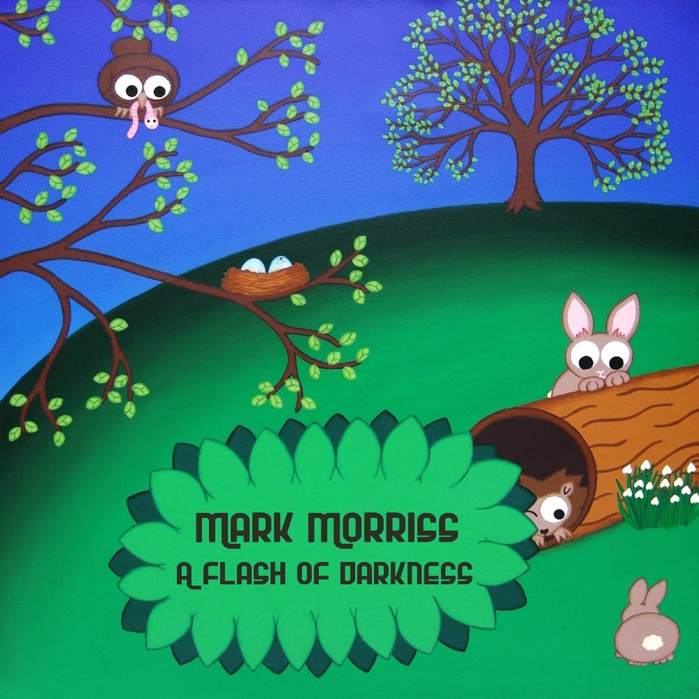 Image of Mark Morriss - A Flash Of Darkness CD