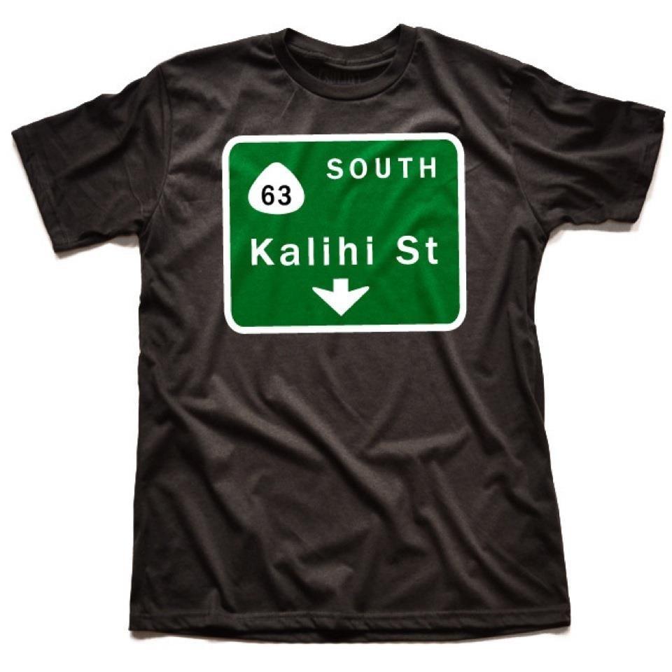 Image of MENS 63 SOUTH KALIHI ST SHIRTS