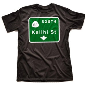 Image of MENS 63 SOUTH KALIHI ST SHIRTS