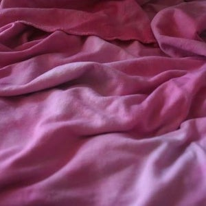 Image of Hand Dyed Bamboo Stretch French Terry