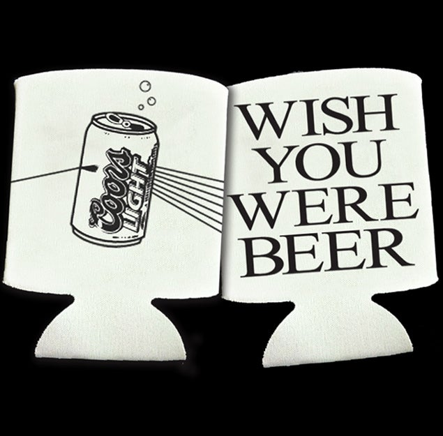 Image of Drink Floyd Beer Koozie