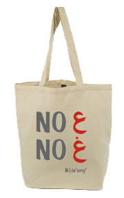 Image of No Ain No Ghain  Tote Bag