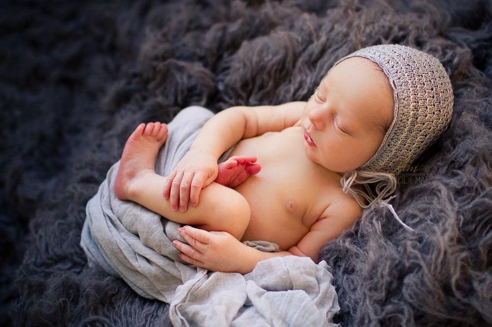 Little Lace Bonnet