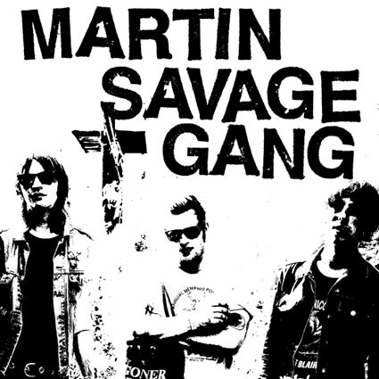 "Image of Martin Savage Gang ""Throw It Away"""