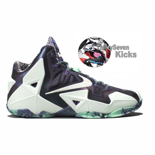 "Image of Lebron 11 ""Gator King"" (All Star)"