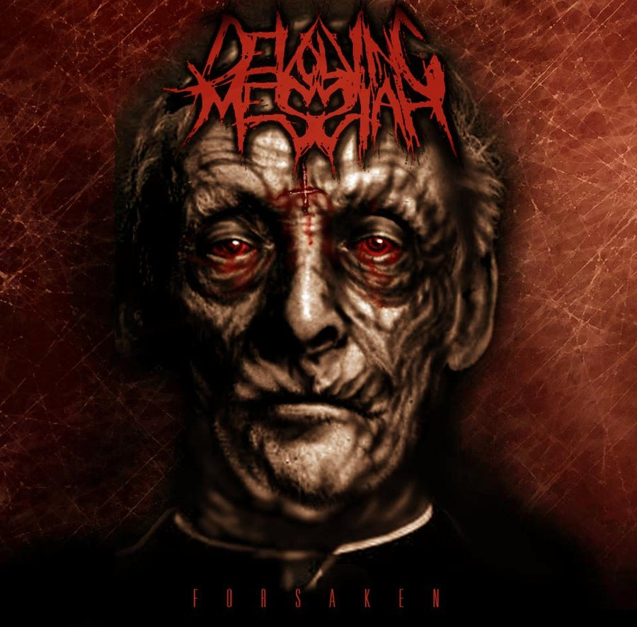 Image of Devolving Messiah Forsaken album