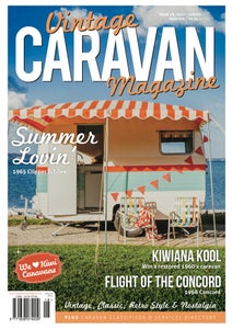 Image of Issue 18 Vintage Caravan Magazine