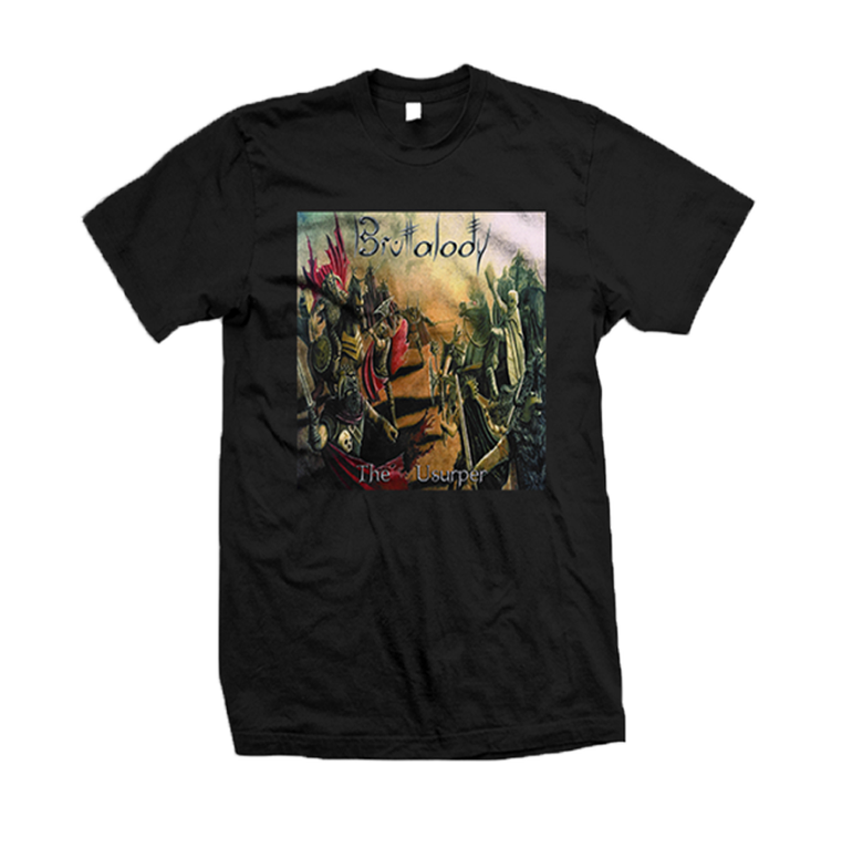 Image of BRUTALODY - T-Shirt (The Usurper)